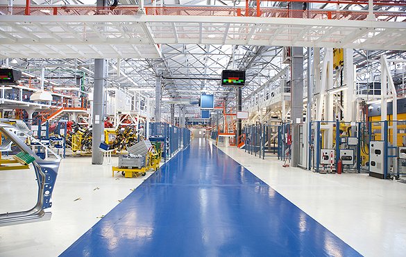 Factory Floor Training